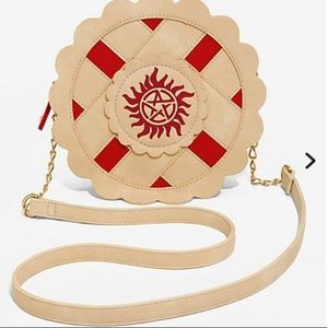 Supernatural Pie Crossbody Bag!